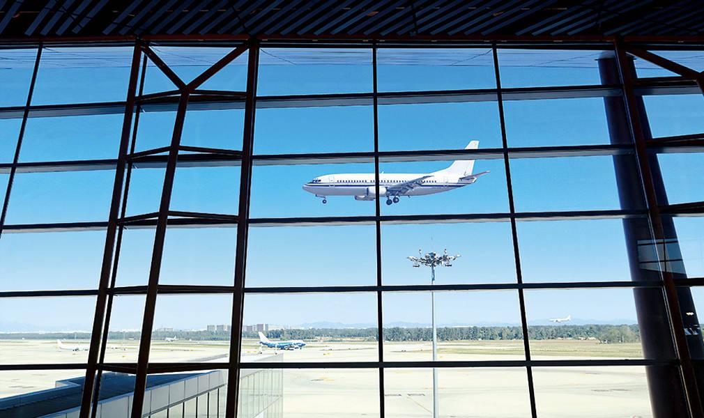 首都机场3号航站楼建筑工程项目